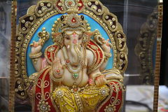 Ganesh Statue. A statue of the Hindu God Ganesh Royalty Free Stock Images