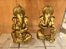 Ganesh Statue - Hindu God Stock Photo