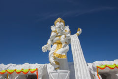 Ganesh statue in Khonkaen province Royalty Free Stock Photo