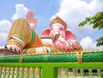 Ganesh statue Royalty Free Stock Image