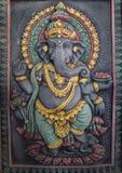 Ganesh Statue Radiates Prestige Royalty Free Stock Photos