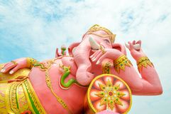 Ganesh statue Royalty Free Stock Photo