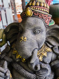 Ganesh Statues in Different Postures. The Ganesh Statues in Different Postures Stock Photos