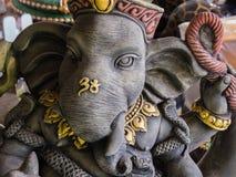 Ganesh Statues in Verschillende Houdingen royalty-vrije stock afbeeldingen