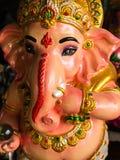 Ganesh Statues in Verschillende Houdingen royalty-vrije stock foto