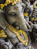 Ganesh Statues in Verschillende Houdingen royalty-vrije stock fotografie