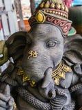 Ganesh Statues in Verschillende Houdingen stock foto's