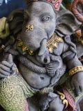 Ganesh Statues in Verschillende Houdingen royalty-vrije stock foto's