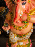 Ganesh Statues in Verschillende Houdingen royalty-vrije stock afbeelding