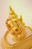 Ganesh staty Arkivbild