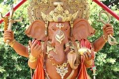 Ganesh staty Fotografering för Bildbyråer
