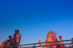 Ganesh Utsav Images stock