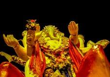 Ganesh Utsav Photographie stock