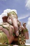 Ganesh Vinayagar Sandstone Sculpture Imágenes de archivo libres de regalías