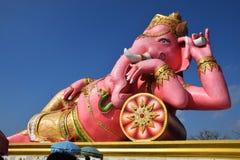 Ganesh wszystkie nauki humanistyczne i przeszkody Zdjęcie Stock