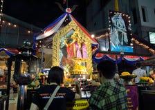 Ganesha在曼谷 库存图片
