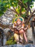 Ganesha阁下在博克拉 免版税库存照片