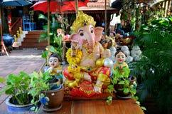 Ganesha ή αριθμός Ganesh Στοκ εικόνες με δικαίωμα ελεύθερης χρήσης
