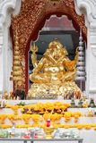 ganesha Το Ganesha είναι ένας από τους πιό γνωστούς ινδούς Θεούς Αυτός Θεός ο ` s στοκ εικόνες