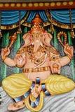 Ganesha - индийский бог стоковые изображения