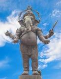 Ganesha, индусский бог Стоковые Фотографии RF