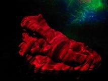 Ganesha покрашенное светом 2 стоковое изображение