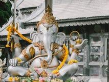 Ganesha сделало камня Стоковое фото RF