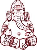 Ganesha Zdjęcia Royalty Free