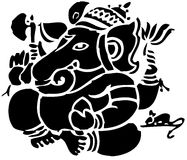 Ganesha Imagenes de archivo