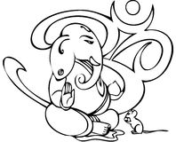 Ganesha. A  image of Lord Ganesha Stock Photography