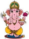 Ganesha. Lord Ganesh of Hindus God Stock Photo