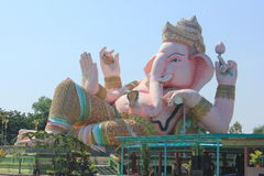 ganesha Foto de Stock Royalty Free