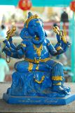 Ganesha act. Royalty Free Stock Photos