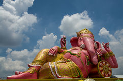 Ganesha. Architecture at Wat Saman Thailand Royalty Free Stock Image