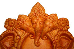Ganesha Art Background Stock Photo
