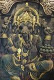 Ganesha bóg Obraz Stock