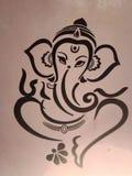 Ganesha bóg pic Zdjęcie Royalty Free