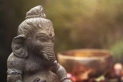 Ganesha bóstwo Obrazy Royalty Free