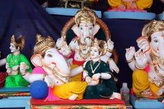 Ganesha Couple Stock Images