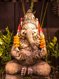 Ganesha coverd royalty free stock photography