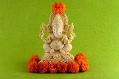 Ganesha da pedra Fotos de Stock