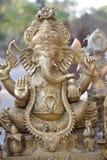 Ganesha dalla pietra Fotografie Stock