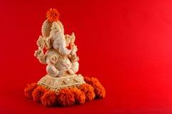 Ganesha de pierre photos stock