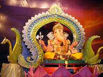 Ganesha Decoration Royalty Free Stock Photography