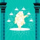Ganesha del dio Immagine Stock Libera da Diritti