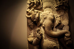 Ganesha Royalty Free Stock Images