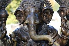 Ganesha - Dio dell'indù fotografia stock libera da diritti