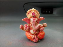 Ganesha do shree do deus fotografia de stock