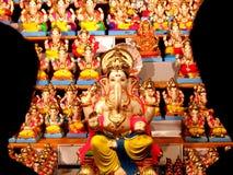Ganesha Entscheidung stockfotos