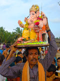 Ganesha Festival India Royalty Free Stock Photo